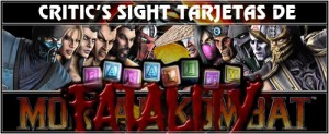 Tarjetas de Critic's Sight
