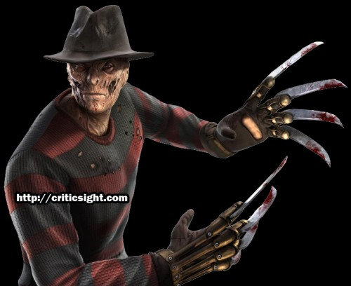 freddy krueger criticsight marca agua
