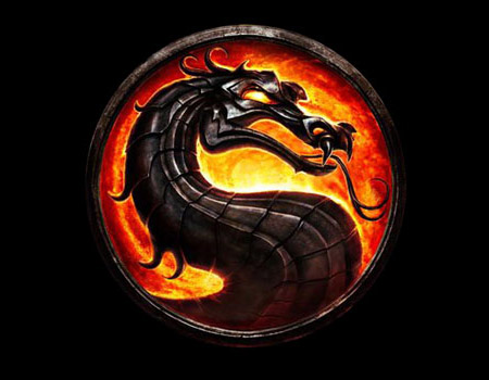 Mortal Kombat 9 Logo
