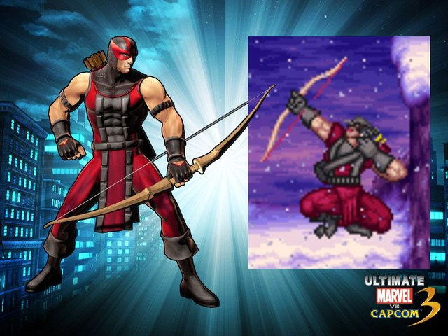 Marvel hawkeye ultimate