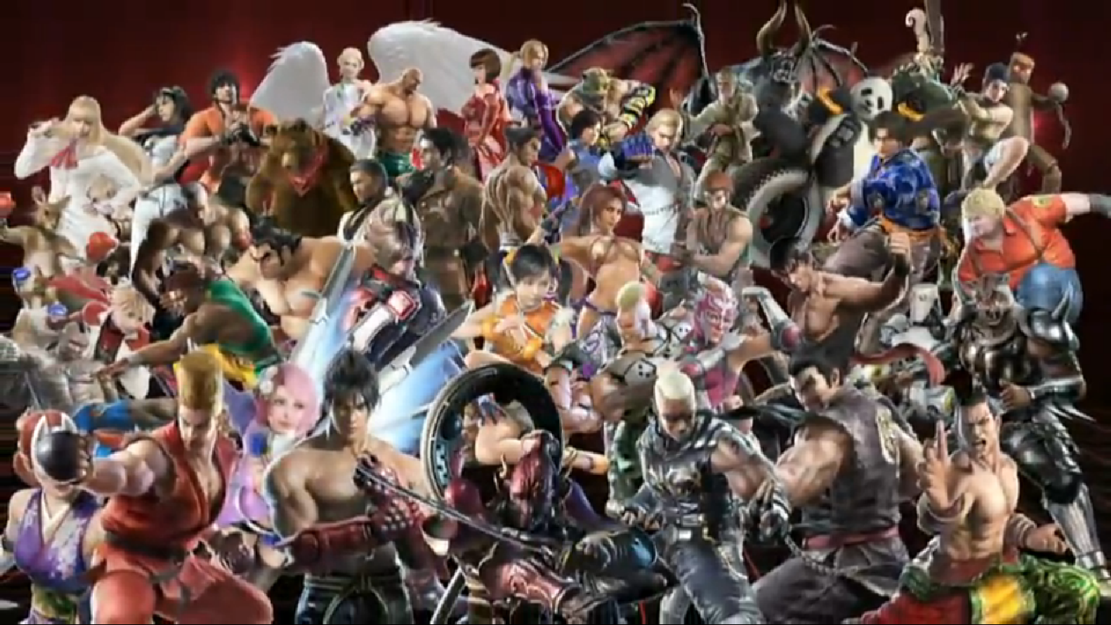 Tekken tag 2 new trailer