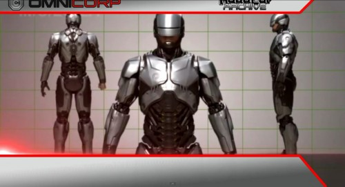 robocop 2013 primer diseo aprobado criticsight