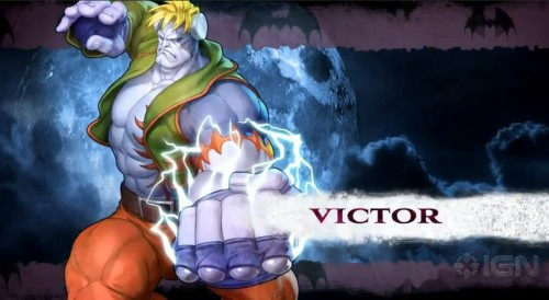 DARKSTALKERS RESURRECTION CRITICSIGHT VICTOR