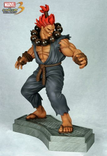 Estatua Hollywood collectibles criticsight akuma 1