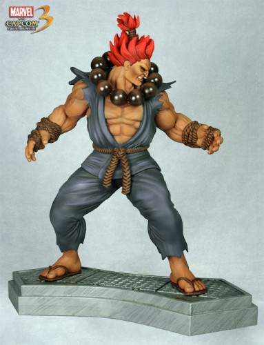 Estatua Hollywood collectibles criticsight akuma 2