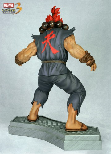 Estatua Hollywood collectibles criticsight akuma 3