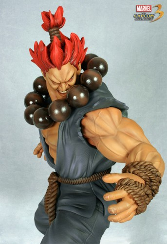 Estatua Hollywood collectibles criticsight akuma 4