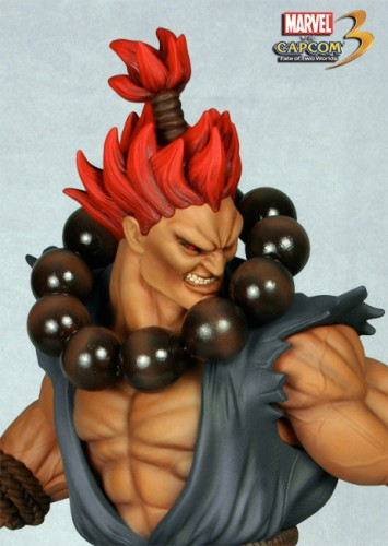 Estatua Hollywood collectibles criticsight akuma 5