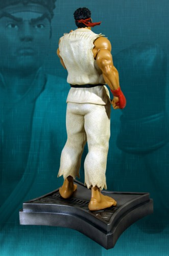 Estatua Hollywood collectibles criticsight ryu 3