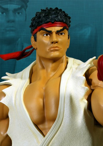 Estatua Hollywood collectibles criticsight ryu 5