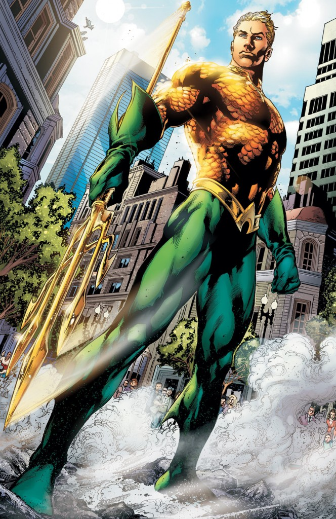 Injustice god among us criticsight aquaman