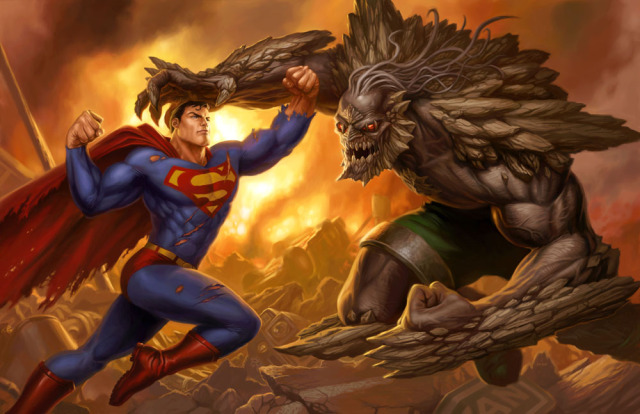 Injustice god among us criticsight doomsday