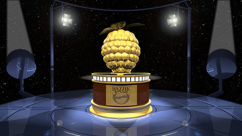 PREMIOS RAZZIES 2013 CRITICSIGHT
