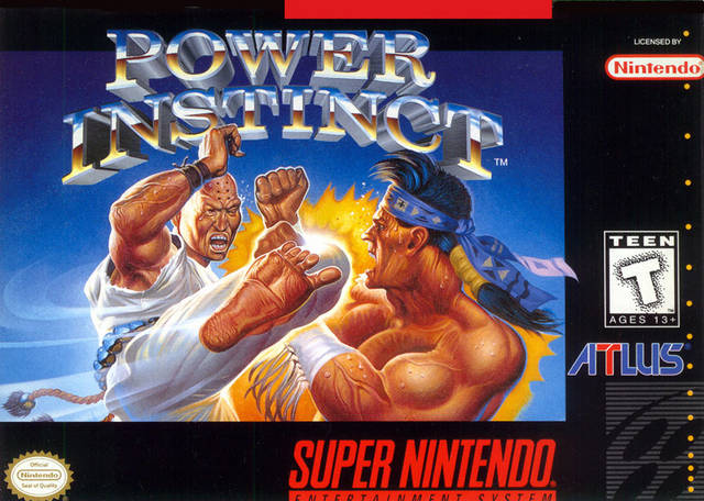 Power instinct especial criticsight poster10