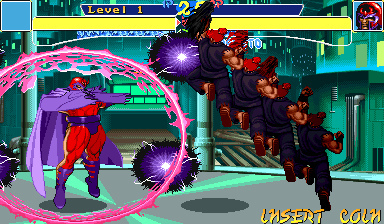 akuma en X-Men children of the atom criticsight