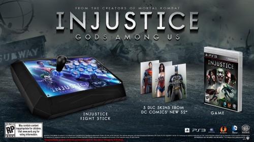 injustice battle edition criticsight imagen 1