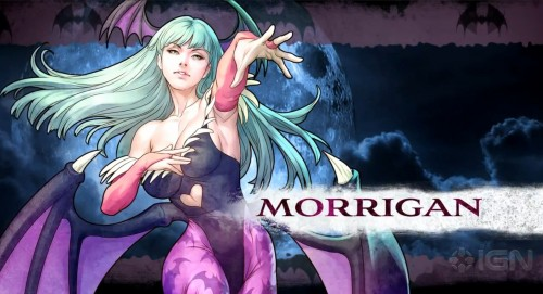 morrigan lista de movimientos criticsight