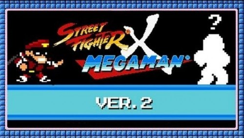 street fighter x mega man version 2 criticsight