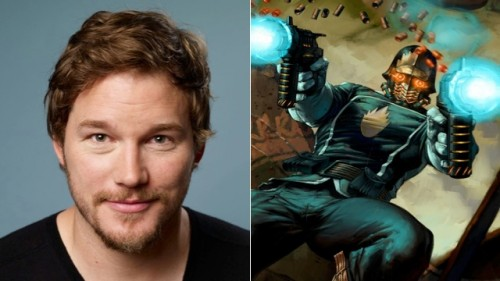 Chris Pratt será Peter Quill o Star-Lord en Guardians of the Galaxy criticsight 1