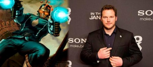 Chris Pratt será Peter Quill o Star-Lord en Guardians of the Galaxy criticsight 2