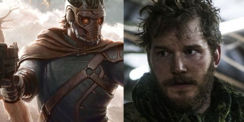 Chris Pratt será Peter Quill o Star-Lord en Guardians of the Galaxy criticsight 4