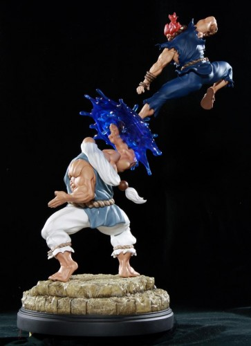 Estatua busto de ryu por pop cultura collectibles criticsight imagen 10