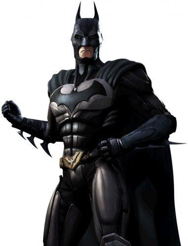 Injustice gods among us criticsight ilustración batman