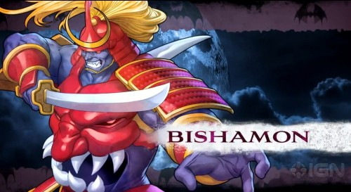 bishamon darkstalkers resurrection criticsight