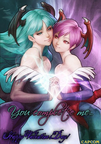 darkstalkers resurrection happy valentines day criticsight 2