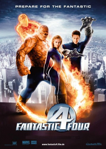 fantastic four poster criticsight