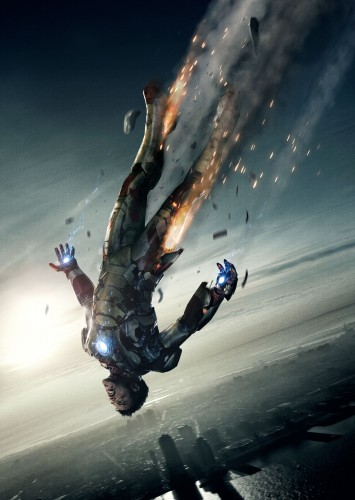 iron man 3 poster limpio criticsight