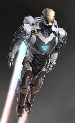 iron man 3 space armor criticsight
