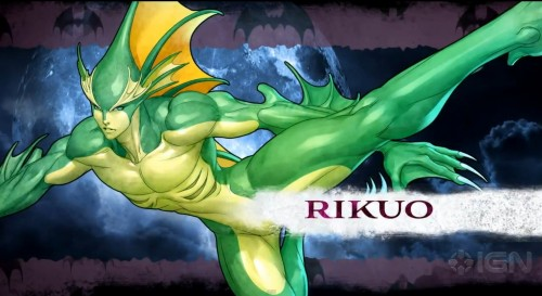 rikuo darkstalkers resurrection criticsight
