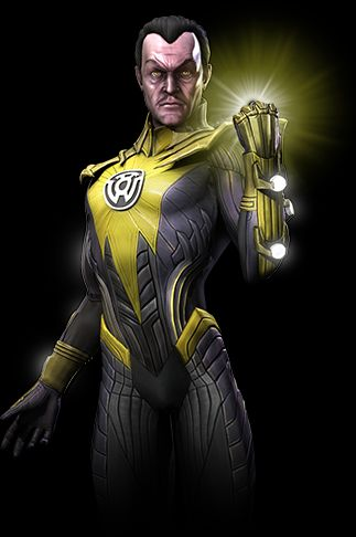 sinestro en injustice god among us criticsight