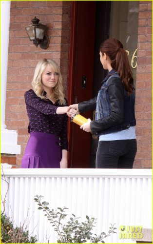 Amazing spiderman 2 gwen stacy y mary jane criticsight imagen 3