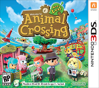 Animal Crossing New Leaf     9 de Junio del 2013 criticsight