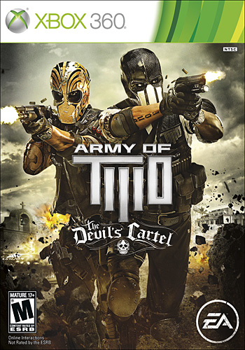 Army of Two  The Devil´s Cartel  26 de Marzo del 2013 criticsight