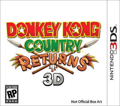 Donkey Kong Country Returns 3D  24 de Mayo del 2013  criticsight