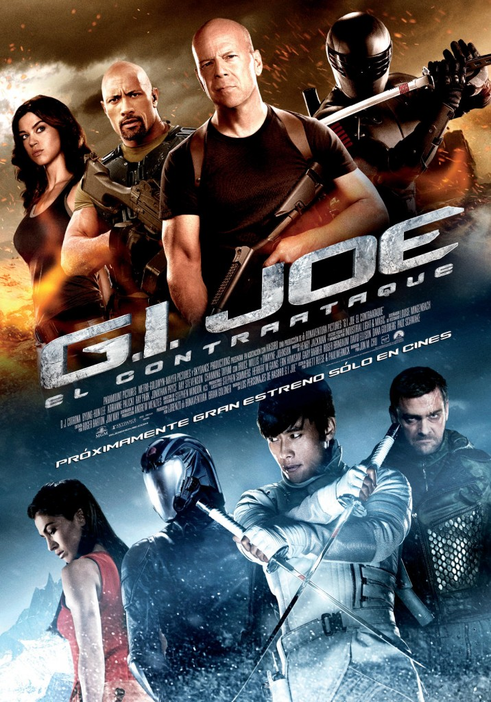 G I JOE EL CONTRATAQUE POSTER 2 CRITICSIGHT