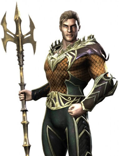 Injustice god among us arte criticsight aquaman