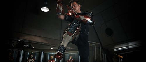 Iron man 3 tony stark criticsight