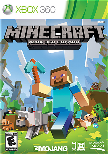 Minecraft XBOX 360 Edition 30 de Abril del 2013 criticsight