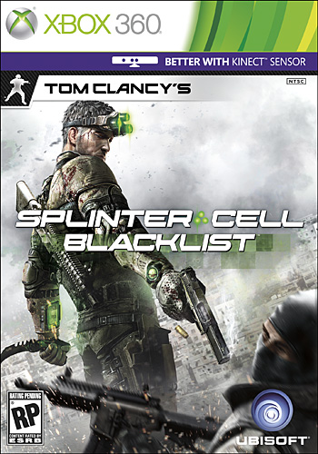 Tom Clancy´s Splinter Cell BlackList  20 de Agosto del 2013 criticsight