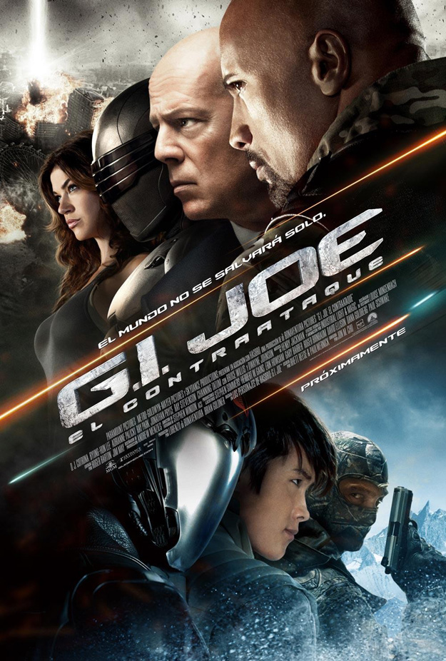 g i joe el contrataque poster 1 criticsight