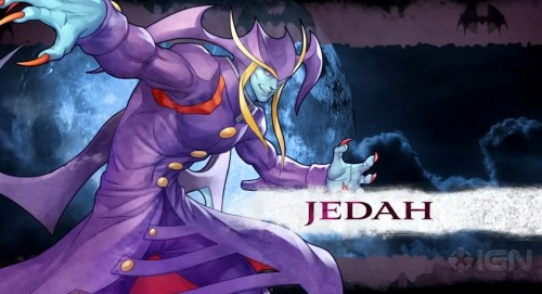 jedah en darkstalkers resurrection criticsight