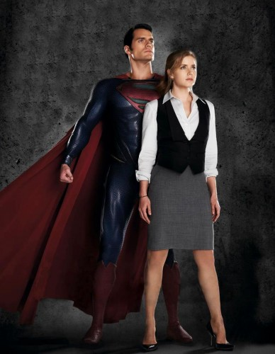 lois lane y superman en Man of Steel criticsight