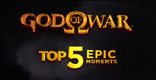 los 5 momentos epicos de la saga god of war criticsight