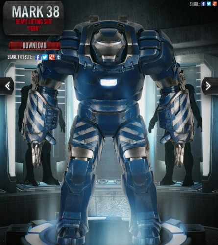mark 38 igor iron man 3 criticsight ver 2