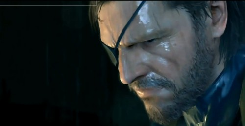 nmetal gear solid 5 phantom pain criticsight