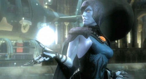 raven en injustice god among us criticsight